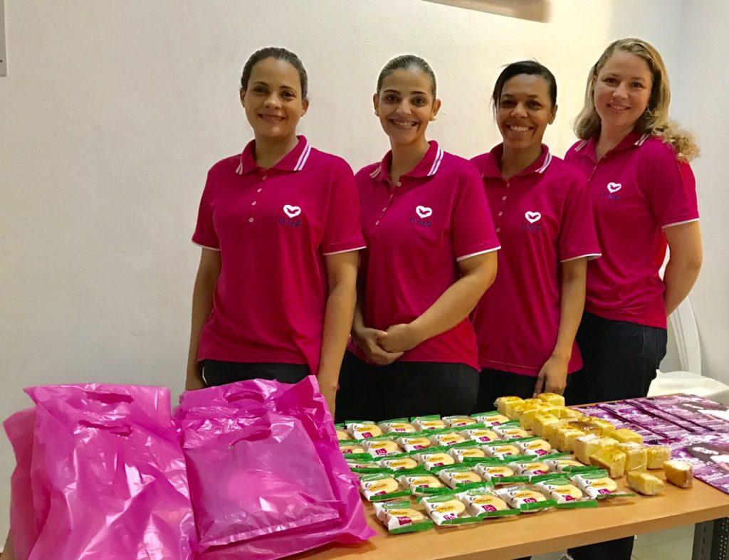 Se entregaron 200 kits de higiene personal.