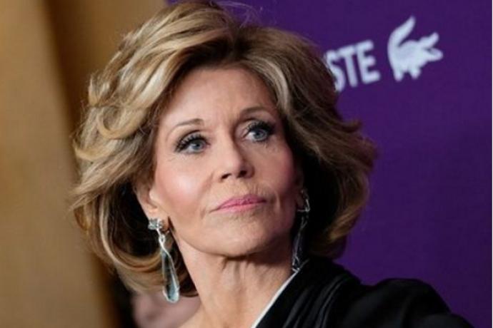 La actriz Jane Fonda revela que fue abusada cuando era niña