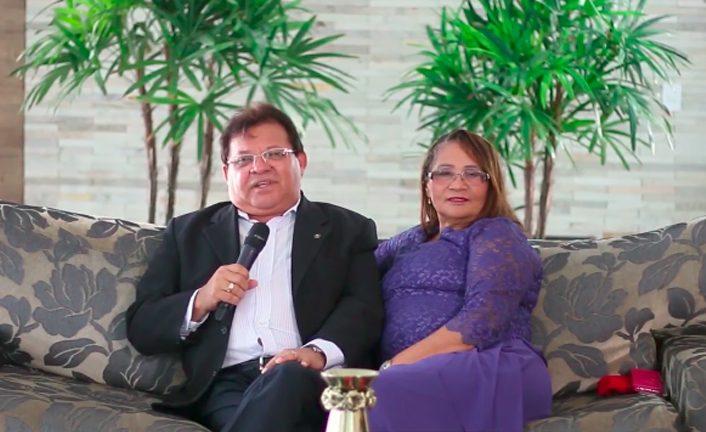 Obispo Francisco de Assis y Margarida Costa – Universal 40 años