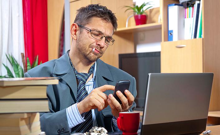 ¿Cuáles de estos malos hábitos ha practicado usted?