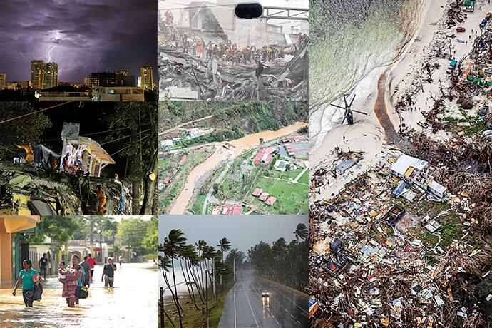 Destrucción del planeta