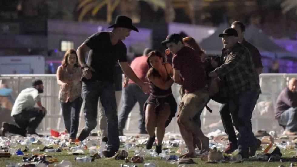Muertes en Las Vegas: ¿y si usted estuviese allí?