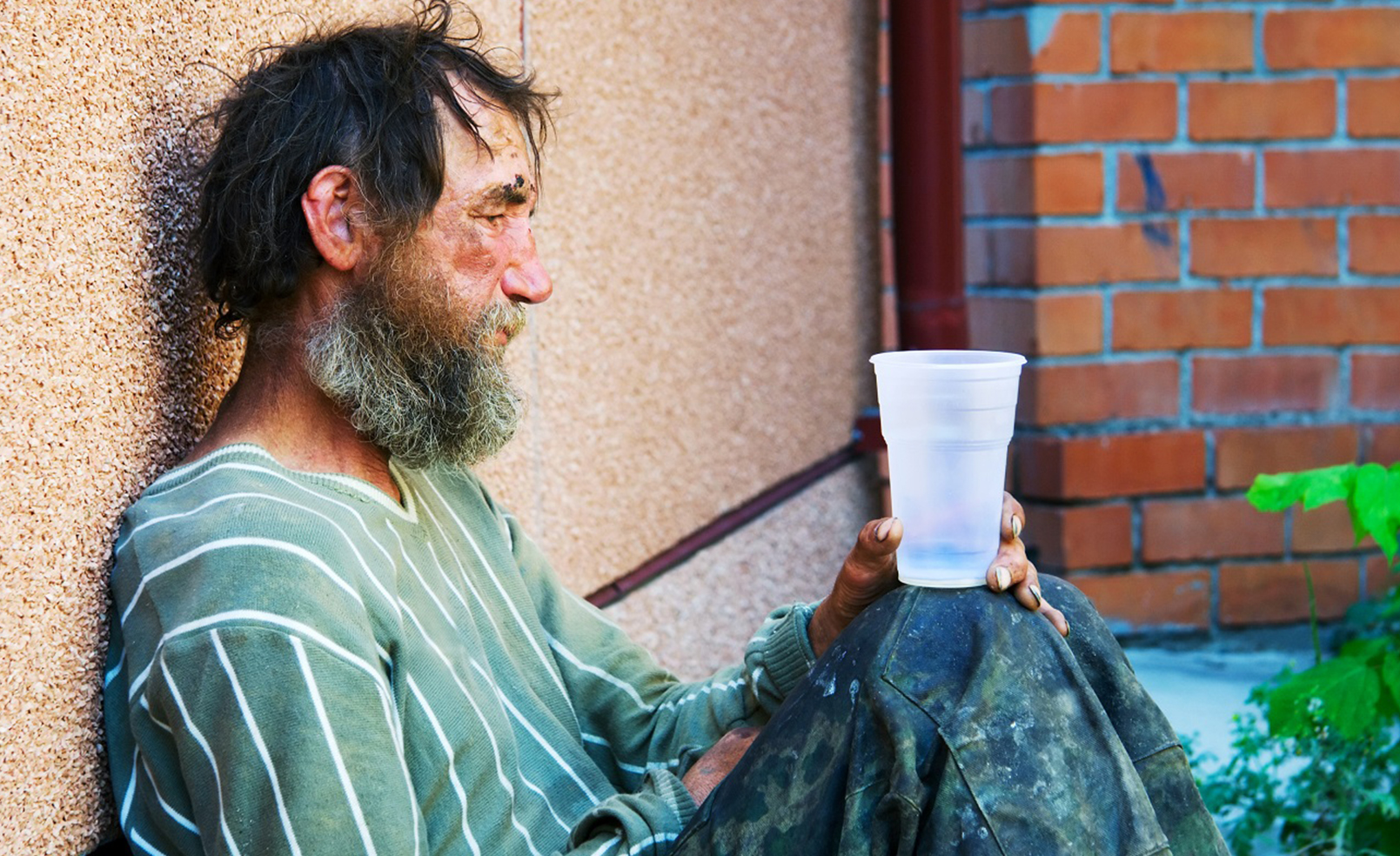 """""""Voluntarios, buscan a los más necesitados"""""""