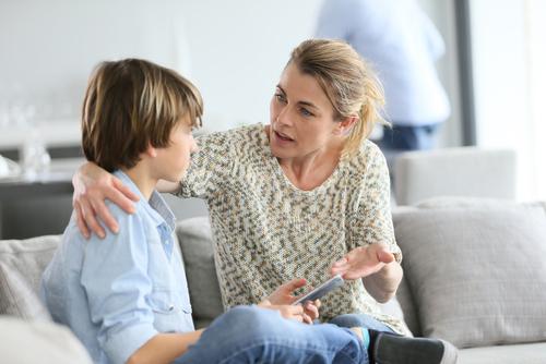 Disciplina a los niños
