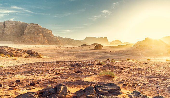 El buen desierto