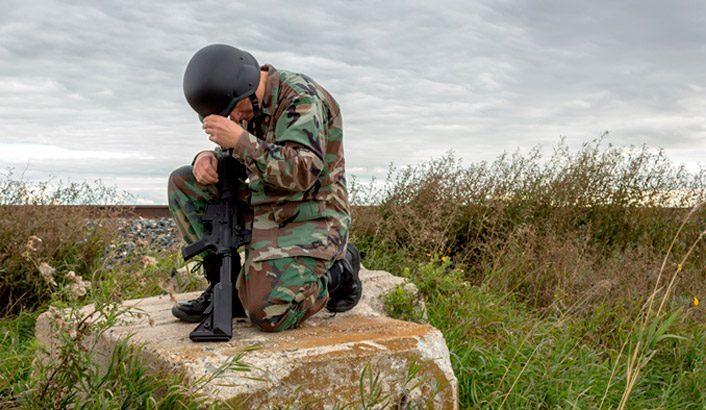 Juramento de un soldado