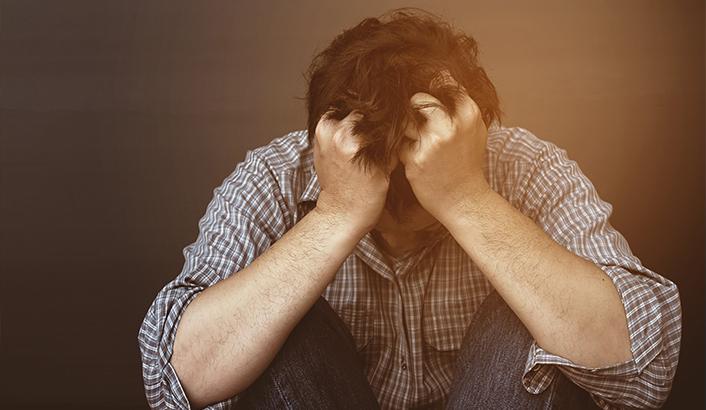 Los 5 síntomas secretos de la depresión más peligrosa