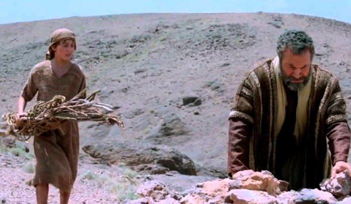 Isaac era el testimonio de Abraham, pero…