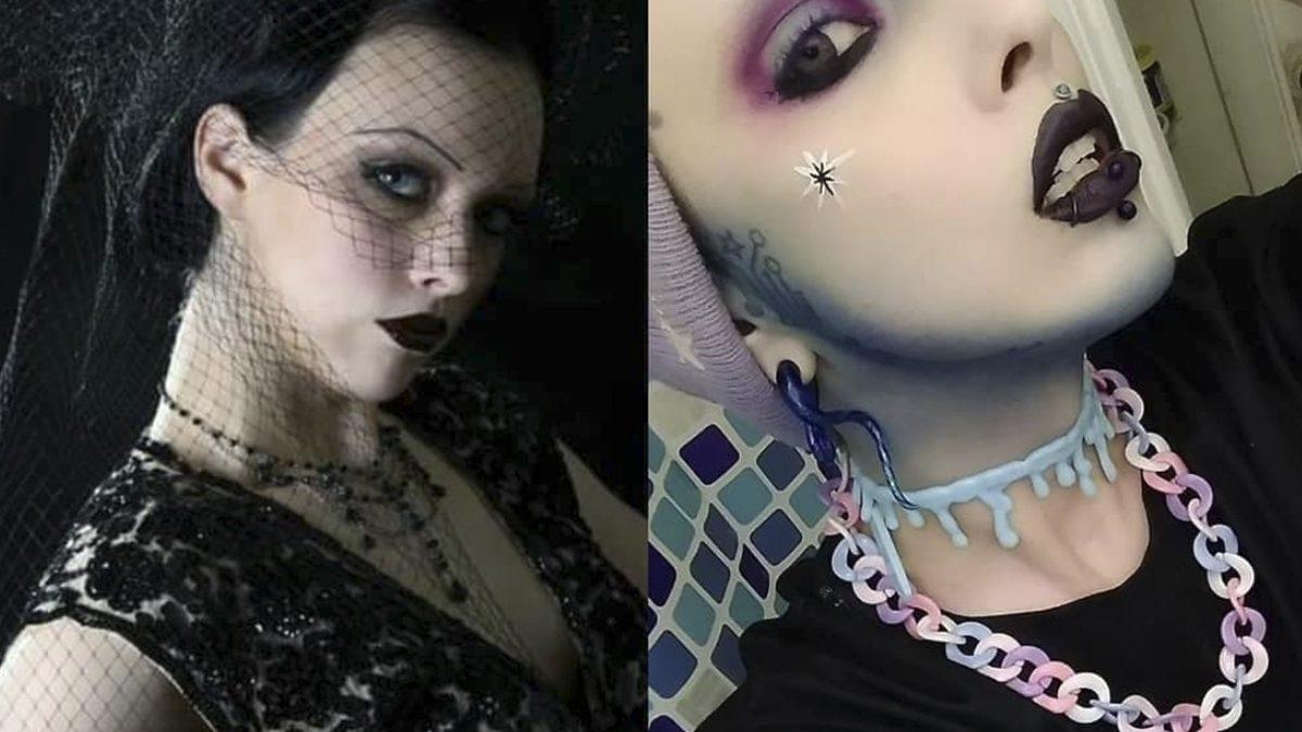 Una joven transforma su cuerpo para parecerse a un alienígena