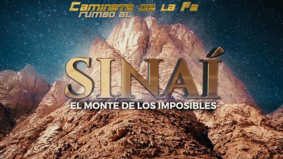 El Sinaí, el monte de lo imposible