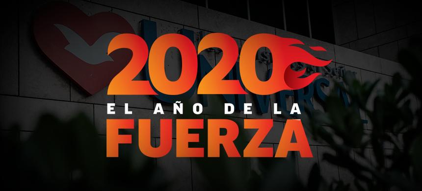 2020, la Vigilia de la Fuerza