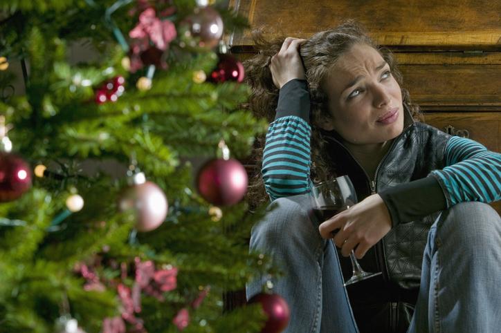 Depresión navideña. ¿Usted sufre con ella?