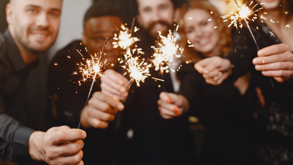 Por qué feliz año nuevo no existe