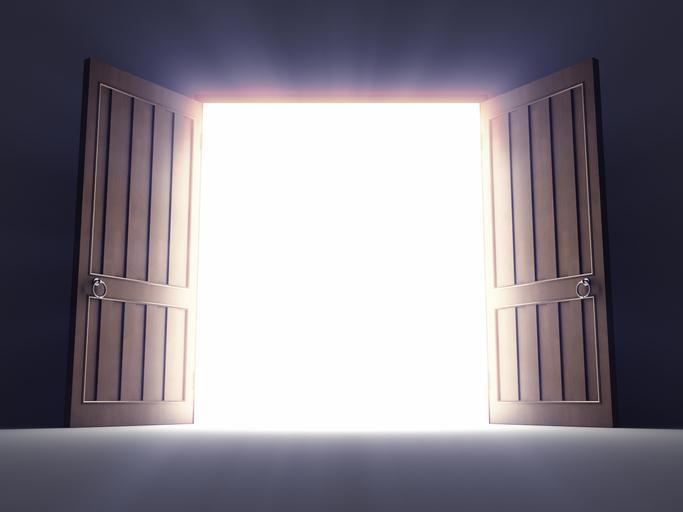 Un día para que las puertas de Dios se abran en su vida